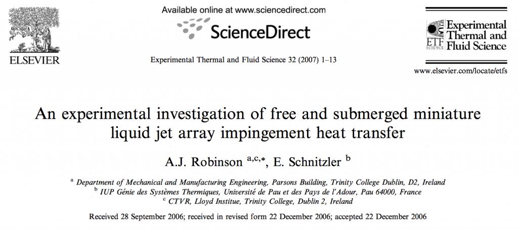 Journal Screenshot